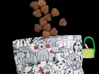 Pochettes pour chiens (vente solidaire)